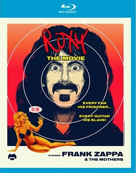 Frank Zappa and The Mothers Roxy The Movie 1973 (Blu-ray)* на Blu-ray