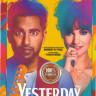 Yesterday на DVD