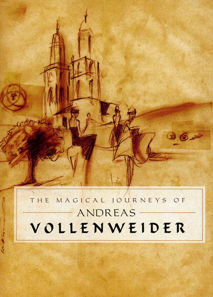 The Magical Journeys Of Andreas Vollenweider (2 DVD) на DVD