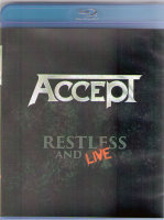 Accept Restless and Live 2015 (Blu-ray)*