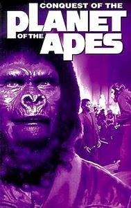 Покорение планеты обезьян на DVD