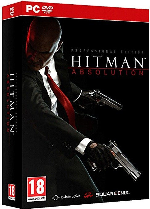 Hitman Absolution Профессиональное издание (DVD-BOX)