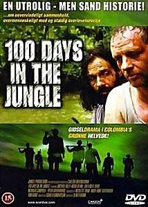 100 дней в джунглях  на DVD