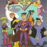 Легион супергероев 1,2 Сезоны (25 серий) на DVD