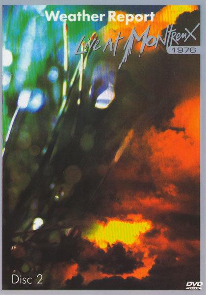Weather Report Live At Montreux 1976 Подарочный на DVD