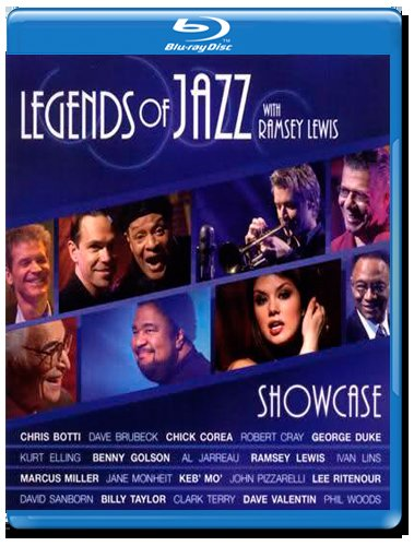 Legends of JAZZ with Ramsey Lewis Showcase (Blu-ray)* на Blu-ray