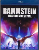 Rammstein Maxidrom festival 2016 (Blu-ray)*