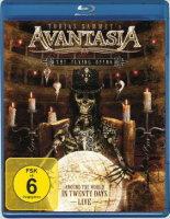 Avantasia The Flying Opera Around The World In 20 Days (Blu-ray)*