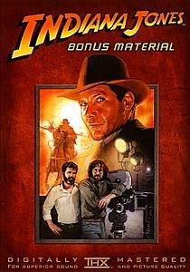 Индиана Джонс: Дополнительные материалы  на DVD
