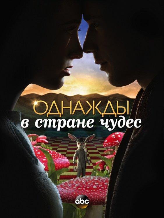 Однажды в стране чудес 1 Сезон (13 серий) (2 DVD) на DVD
