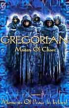 Gregorian Masters Of Chant.Moments of peace In Ireland на DVD