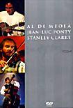 Al Di Meola, Jean-Luc Ponty, Stanley Clarke - Live At Montreux на DVD