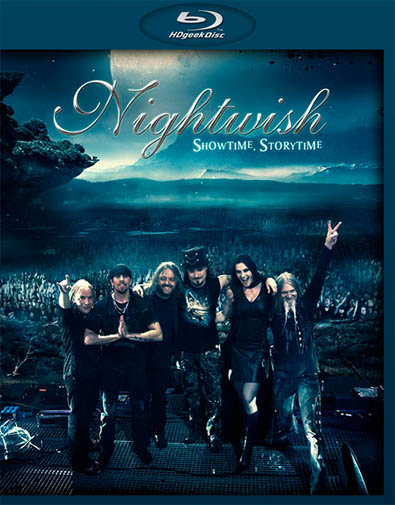 Nightwish Showtime Storytime (2 Blu-ray)* на Blu-ray