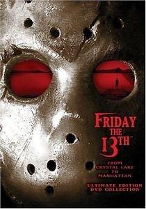 Пятница 13-е - Все 8 фильмов на DVD