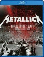Metallica Orgullo Pasion y Gloria Tres Noches En La Ciudad de Mexico (Blu-ray)*