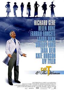 Доктор  Т. и его женщины  на DVD