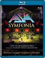 Asia Symfonia Live in Bulgaria 2013 (Blu-ray)*