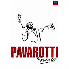 Pavarotti Forever на DVD