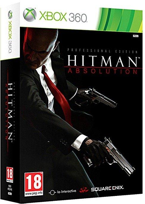 Hitman Absolution Профессиональное издание (Xbox 360)