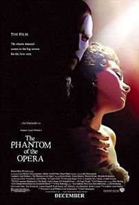 Призрак оперы (Джоэль Шумахер)  на DVD
