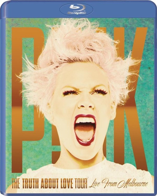 Pink The Truth About Love Tour Live From Melbourne (Blu-ray)* на Blu-ray