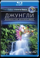 Джунгли Волшебство другого мира 3D+2D (Blu-ray)