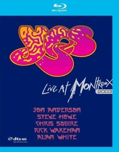 Yes Live At Montreux (Blu-ray)* на Blu-ray