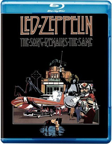 Led zeppelin The song remains the same (Blu-ray)*