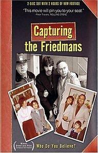 Захват Фридманов на DVD