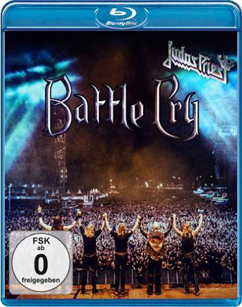 Judas Priest Battle Cry (Blu-ray)*