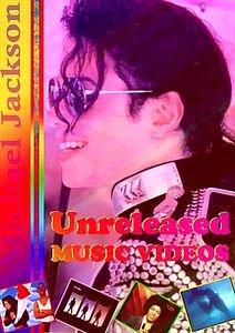 Michael Jackson Unreleased Music Videos 1979-2004 на DVD