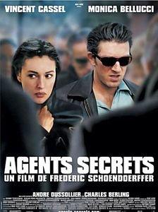 Тайные агенты  на DVD