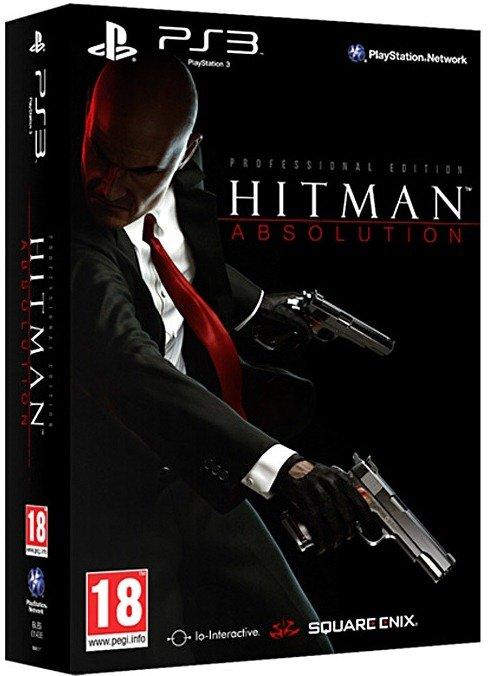 Hitman Absolution Профессиональное издание (PS3)
