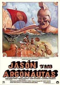 Ясон и аргонавты  на DVD