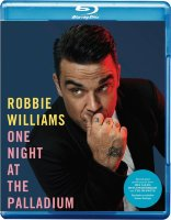 Robbie Williams One Night at the Palladium (Blu-ray)*
