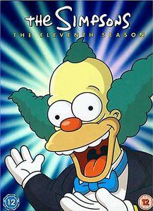 Симпсоны Сезон 3 на DVD