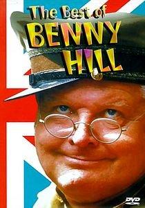 Шоу Бенни Хилла. Выпуск 3  на DVD