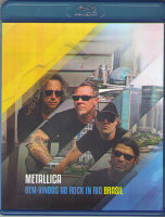 Metallica Live at Rock in Rio 2015 (Blu-ray)