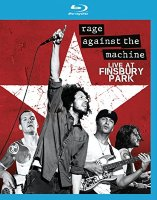 Rage Against The Machine Live At Finsbury Park (Blu-ray)