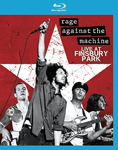 Rage Against The Machine Live At Finsbury Park (Blu-ray) на Blu-ray
