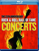 The 25th Anniversary Rock Roll Hall Of Fame Concerts (Blu-ray)