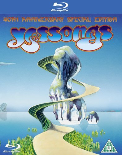 Yes Yessongs (Blu-ray)* на Blu-ray
