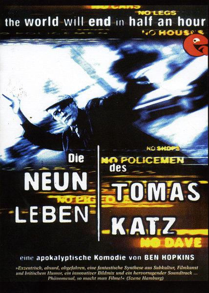 Девять жизней Томаса Катца на DVD