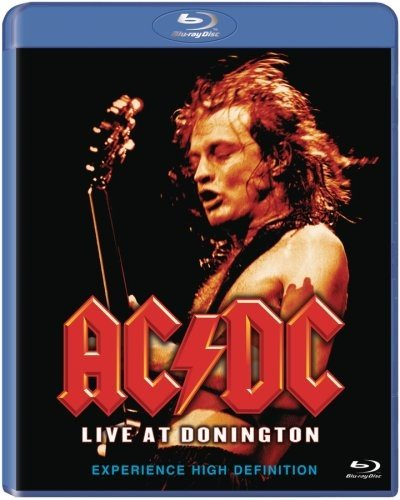 AC DC Live at Donington (Blu-ray)*
