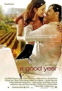 Хороший год на DVD