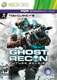 Tom Clancy's Ghost Recon Future Soldier (Xbox 360)
