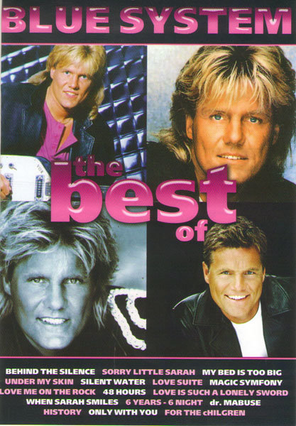 Blue System The Best of на DVD