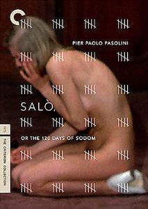 Сало или 120 дней Содома (Без полиграфии!) на DVD
