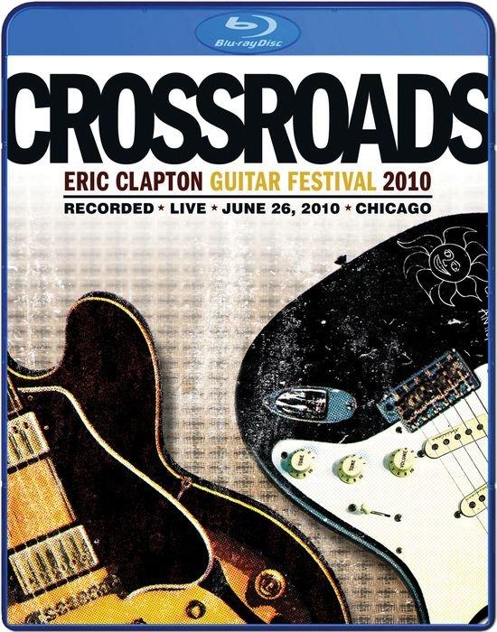 Eric Clapton Crossroads Guitar Festival 2010 (2 Blu-ray)* на Blu-ray