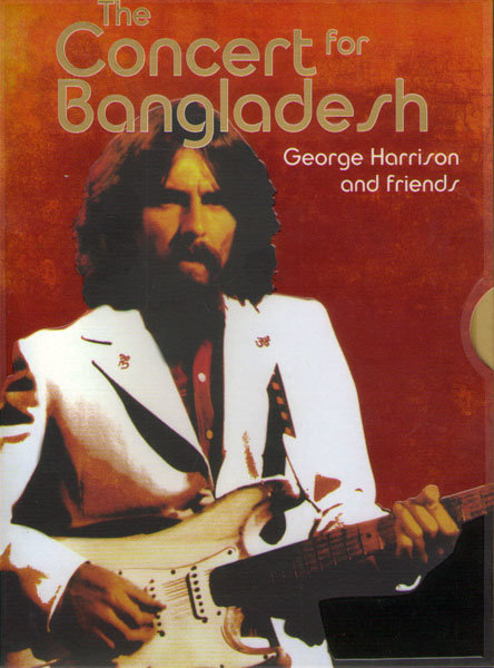 George Harrison And Friends The Concert For Bangladesh 1971 (2 DVD) на DVD